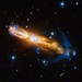 """Hubble sniffs out a brilliant star death in a """"rotten egg"""" nebula by NASA Goddard Photo and Video"""