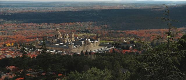 El Monasterio de San Lorenzo de El Escorial (2016)
