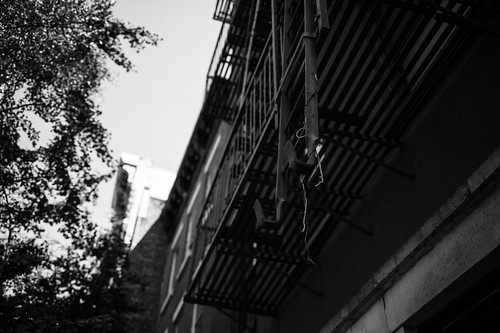 "Image titled ""Fire Escapes #12, NYC."""
