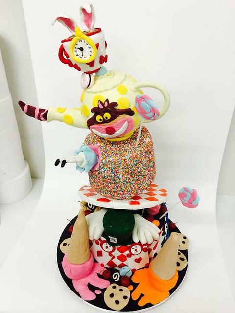 Cake by Karen's Cakes