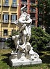 """""""Proserpine's abduction"""" - Statue (1773) by Andrea Violani (?-†1803), copy from Gian Lorenzo Bernini - Naples, Villa Comunale"""