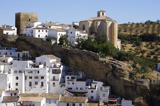 5. Setenil, Spain