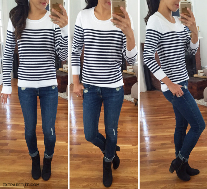 BP striped sweater nordstrom