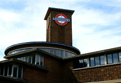 Park Royal Underground Station