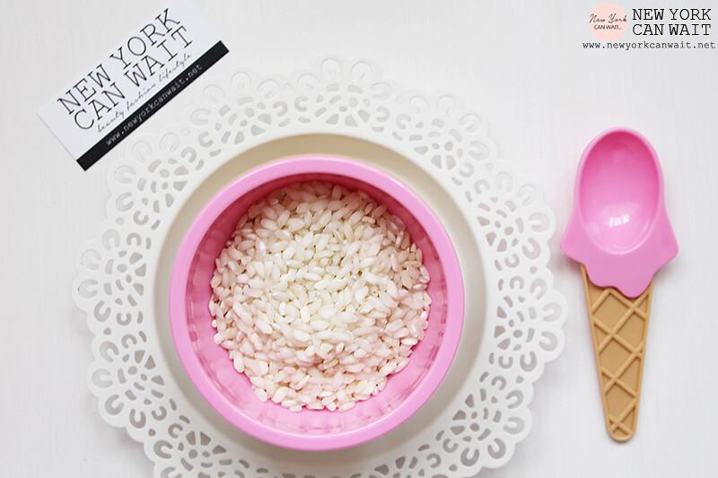Tonico all'acqua di riso: un segreto dall'Oriente