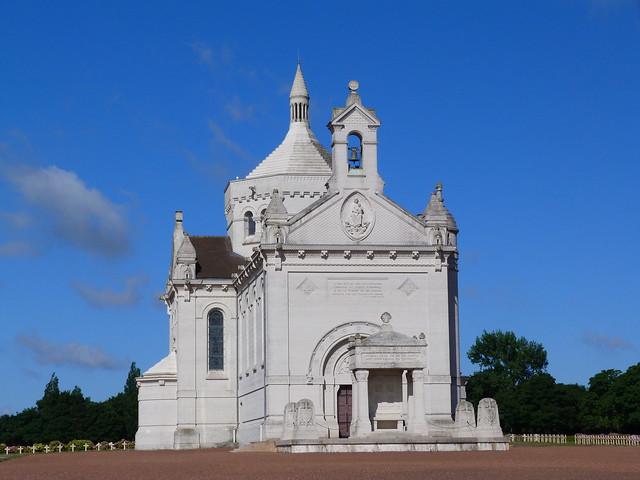 Basílica de Notre Dame de Lorette (Norte de Francia)