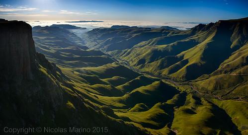 sunrise purple lesotho shepherds basotho sanipass mokhotlong thabatseka