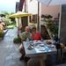 3. den: Snídaně v našem ubytování u paní Erminie, foto: Alena Koukalová