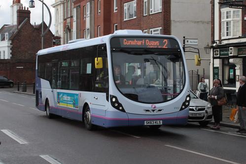 First Hamsphire & Dorset 47412 SK63KLS
