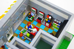 Checkout - Modular LEGO Supermarket