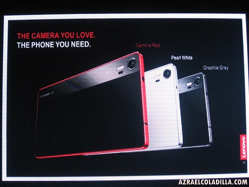 Lenovo Vibe On launch
