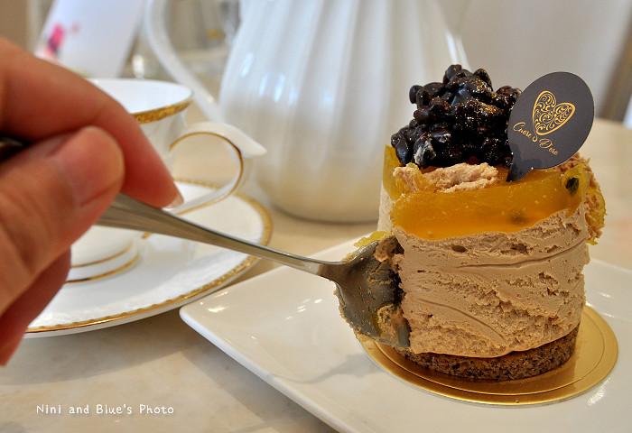 金心盈福法義式甜點34