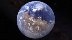 Warm Wet Mars