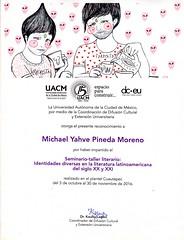 """Seminario: """"Identidades diversas en la literatura latinoamericana del siglo XX y XXI"""""""