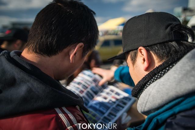 Exchange Mart 2017 at Odaiba - JAP SPIRIT