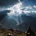 Passo della Novena 2,478 m / Nufenenpass, Canton of Ticino, Switzerland by North Face