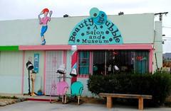 Beauty Bubble Salon and Museum, Joshua Tree, California