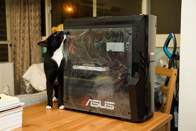 組裝價格 + 品牌服務!Powered by ASUS『虛擬鬥士』桌機開箱介紹分享 @3C 達人廖阿輝