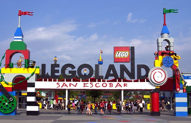 Legoland San Escobar