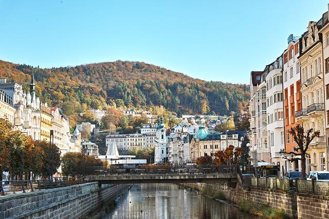 Karlovy Vary. Czech Republic