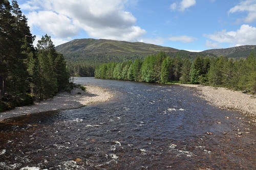River Dee, near Invercauld
