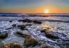 First LIght Over the Atlantic by Kenneth Keifer