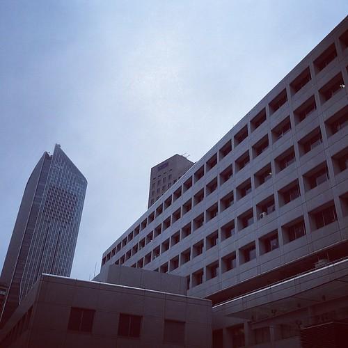虎の門病院 Toranomon hospital