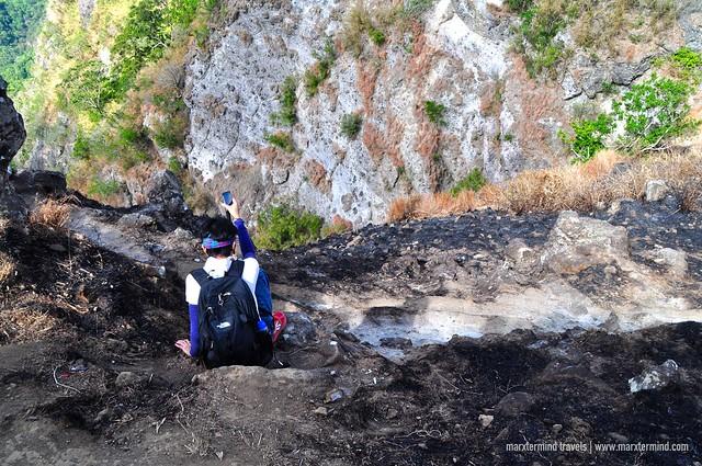 Jonas at Pico de Loro