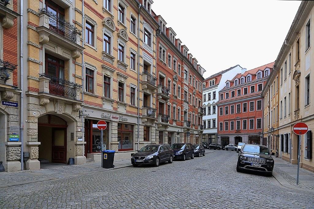 Neustadt, Dresden, Germany, fotoeins.com