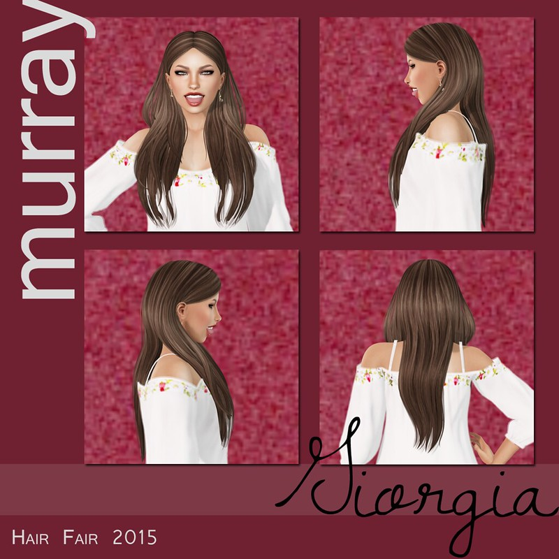 Murray for Hair Fair 2015