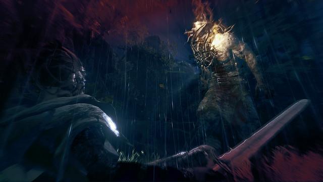 Hellblade on PS4