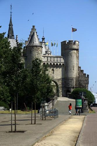 Il castello di Anversa
