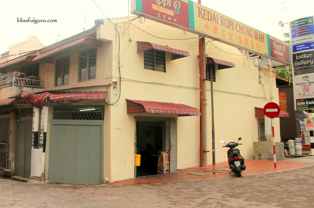 Chung Wah Chicken Rice Ball Melaka