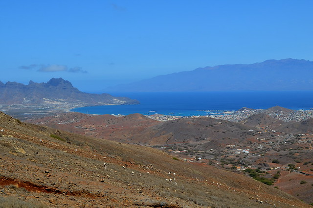 View from Monte Verde, Sao Vicente