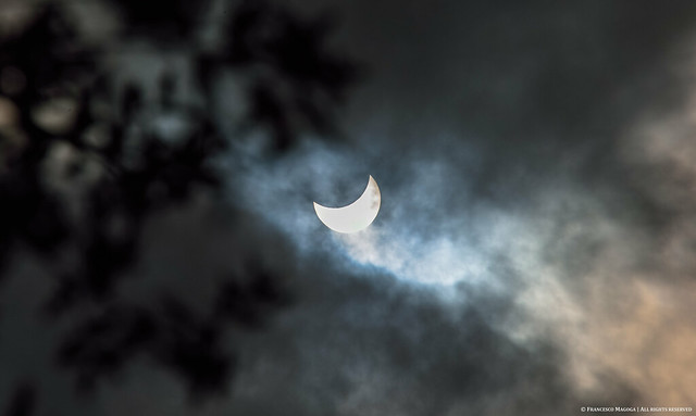 2015 Partial Solar Eclipse