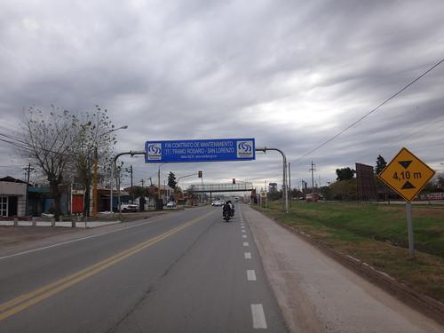 Ciclismo - 92,39 km - Salida Timbues - La Ribera - Andino - Aldao (7)