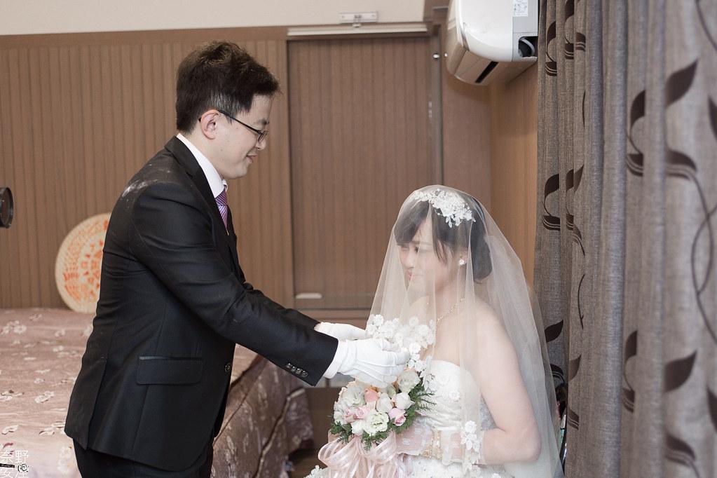 台南婚攝-繼中&佳芸-迎娶午宴 X 東東宴會式場-東嬿廳 (39)