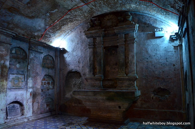 nagcarlan underground cemetery 14