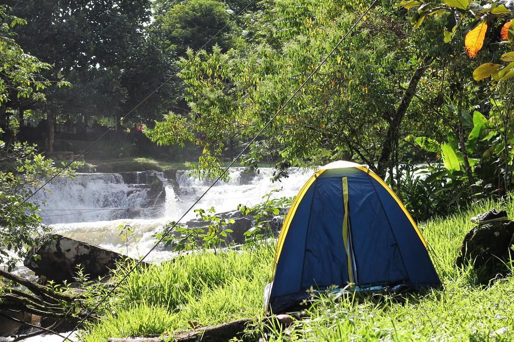 Camping do Mágico - Bonito - PE