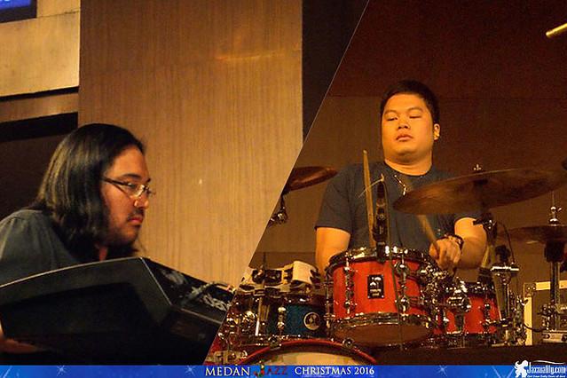 Medan Christmas Jazz - Boby Limijaya Echa Soemantri Project (1)