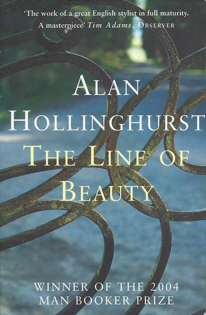 Header of Alan Hollinghurst