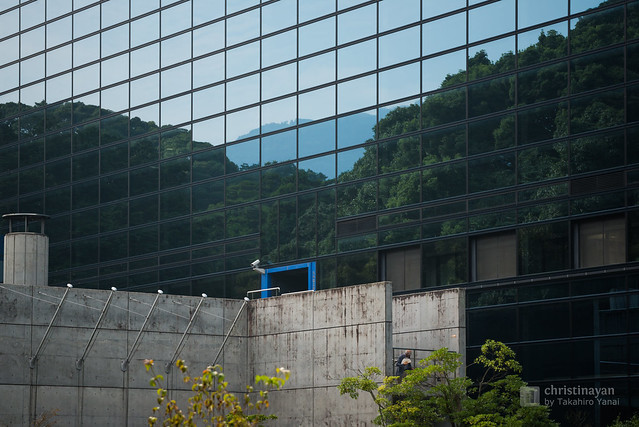 Exterior of Kyushu National Museum (九州国立博物館)