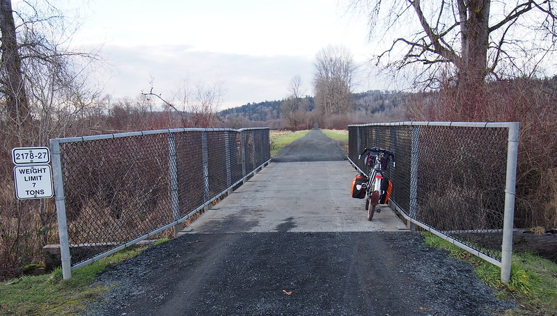 Snoqualmie Valley Trail Bridge