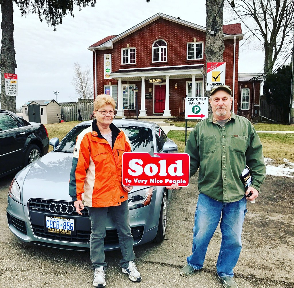 Congrats cory on your new audi tt this is one sweet car enjoy and ride safe