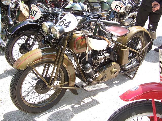 Harley Davidson DL - 1929