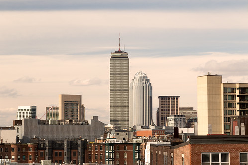 prudentialbuilding boston skyline architecture building 70200mm altura city massachusetts