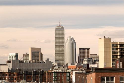 prudentialbuilding boston skyline architecture building 70200mm altura city massachusetts