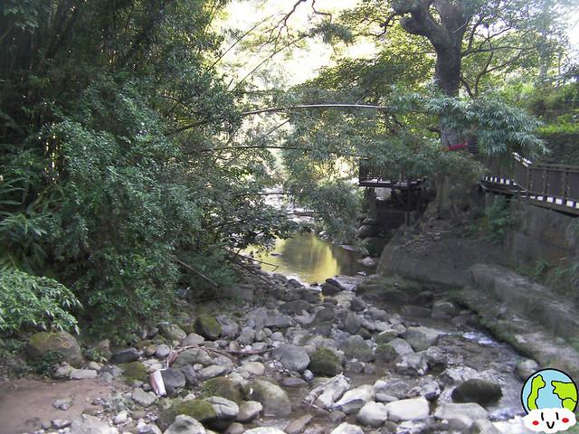 四寮溪生態步道