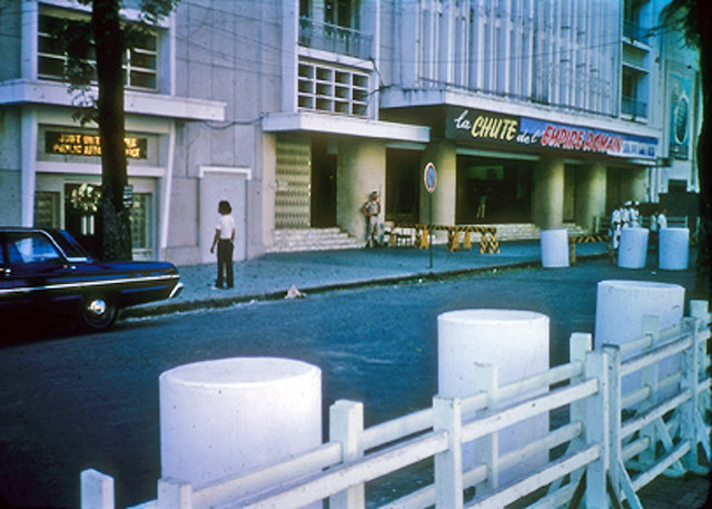 SAIGON 1966 - Rạp REX