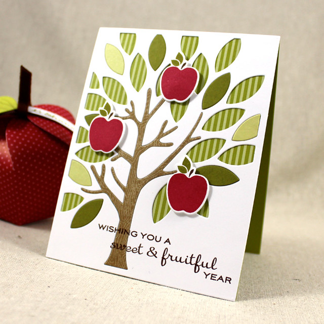 Sweet & Fruitful Card